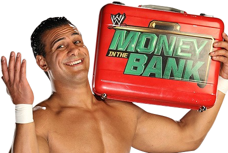 Alberto - Money In The Bank promo