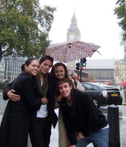 Alyssa, Nathan, Galadriel & Ryan
