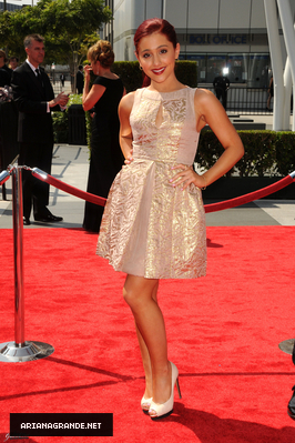 Ariana Grande: Creative Arts Emmy Awards 2011