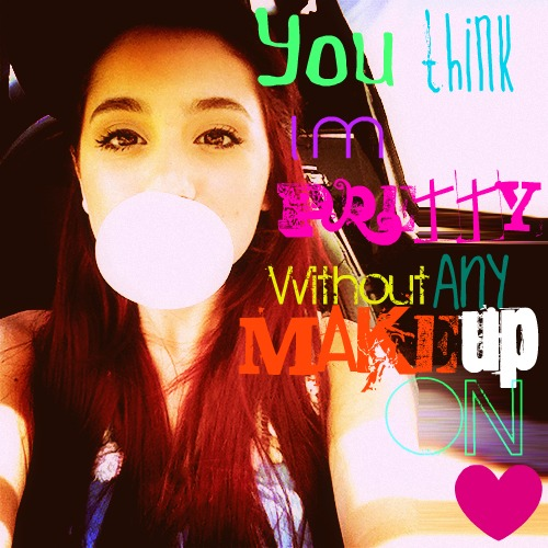 Cat Valentine Images Ariana With Song Quotes Wallpaper And Background Photos