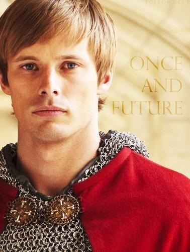 Arthur Pendragon - Bradley James