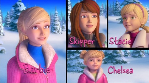 Barbie in a Perfect Krismas