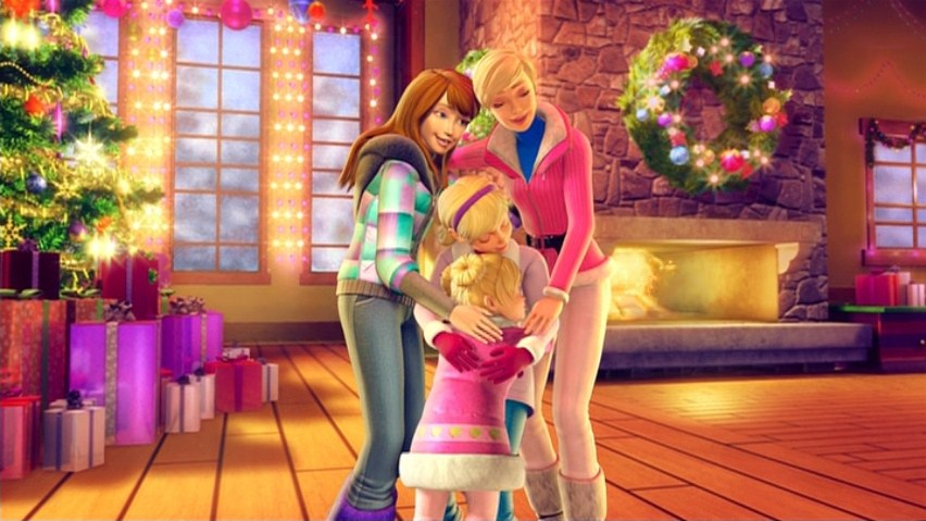 Barbie A Perfect Christmas Movie