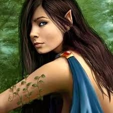 Beautiful Elf