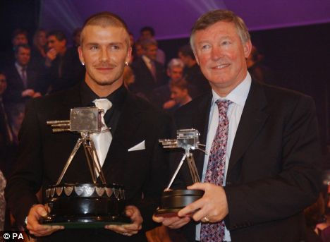 Becks and Fergie
