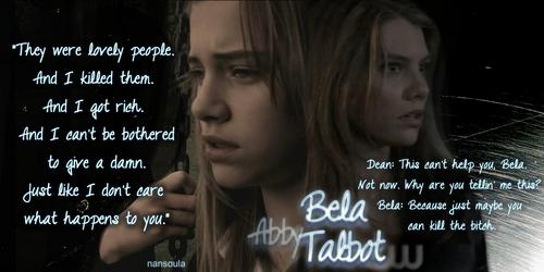 Bela Talbot.