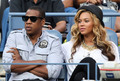 Beyoncé & Jay-Z at the U.S. Open (September 12th)