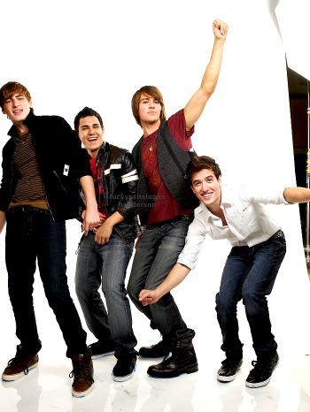 Big Time Rush ;D