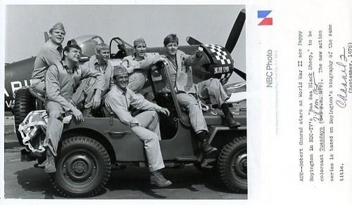 Black mouton, moutons Squadron cast
