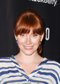 "BlackBerry Hosts Premiere Party For ""50/50"" At TIFF - bryce-dallas-howard photo"