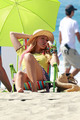 "Blake Lively films ""Savages"" at Laguna strand in L.A, Sep 12"