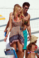"Blake Lively films ""Savages"" at Laguna Beach in L.A, Sep 12"