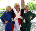 Blonde Trio ;D