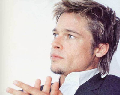 Brad Pitt wallpaper containing a portrait entitled Brad