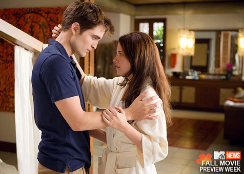 Breaking Dawn - Edward and Bella