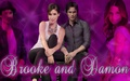 Brooke and Damon Wallpaper - brooke-and-damon wallpaper