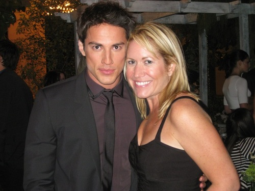 CW Fall Launch Party 2011 - michael-trevino Photo