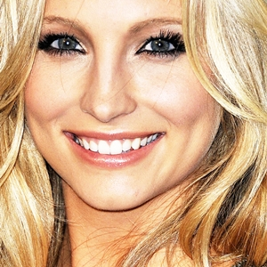 Candice at CW premiere party