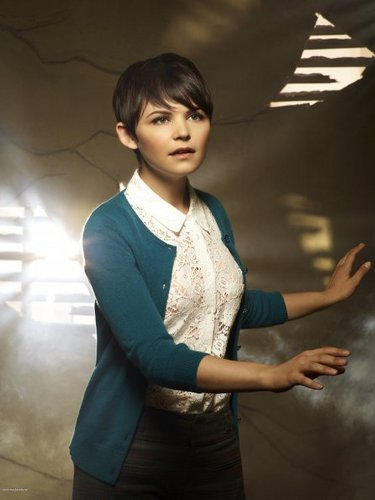 Cast - Promotional bức ảnh - Ginnifer Goodwin as Snow White/Sister Mary Margaret Blanchard