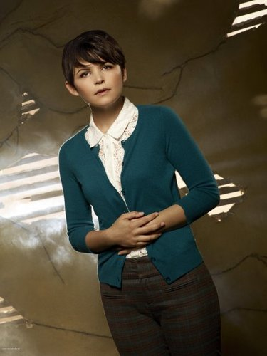 Cast - Promotional litrato - Ginnifer Goodwin as Snow White/Sister Mary Margaret Blanchard