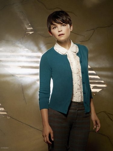 Cast - Promotional picha - Ginnifer Goodwin as Snow White/Sister Mary Margaret Blanchard