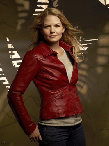 Cast - Promotional 사진 - Jennifer Morrison as Emma 백조