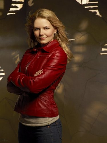 Cast - Promotional fotografia - Jennifer Morrison as Emma cisne