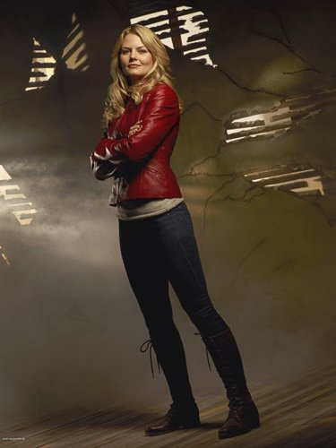 Cast - Promotional fotografia - Jennifer Morrison as Emma cisne
