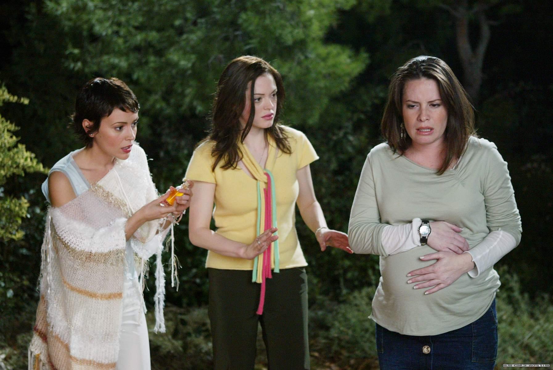 В какой серии фиби узнает что беременна 8 сезон 79