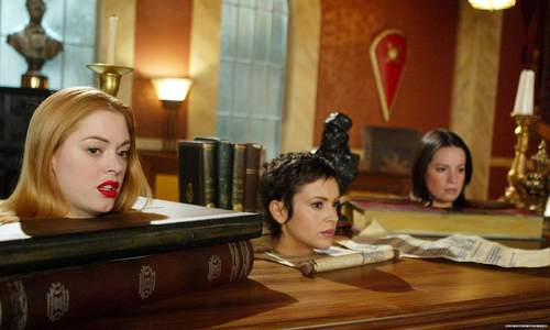 Streghe#The power of three season 6