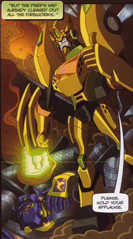 Cheetor Toxitron