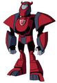 Cliffjumper - transformers-animated photo