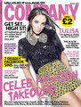 Company Magazine October 2011 Cover Photoshoot - tulisa-contostavlos photo