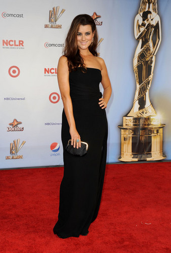 Cote at Alma Awards