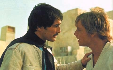 DELETED SCENE - Luke and Biggs