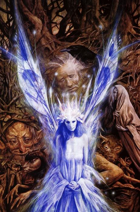 Brian Froud images Dark Faerie wallpaper and background ...