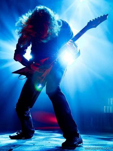 Dave ~ гитара God