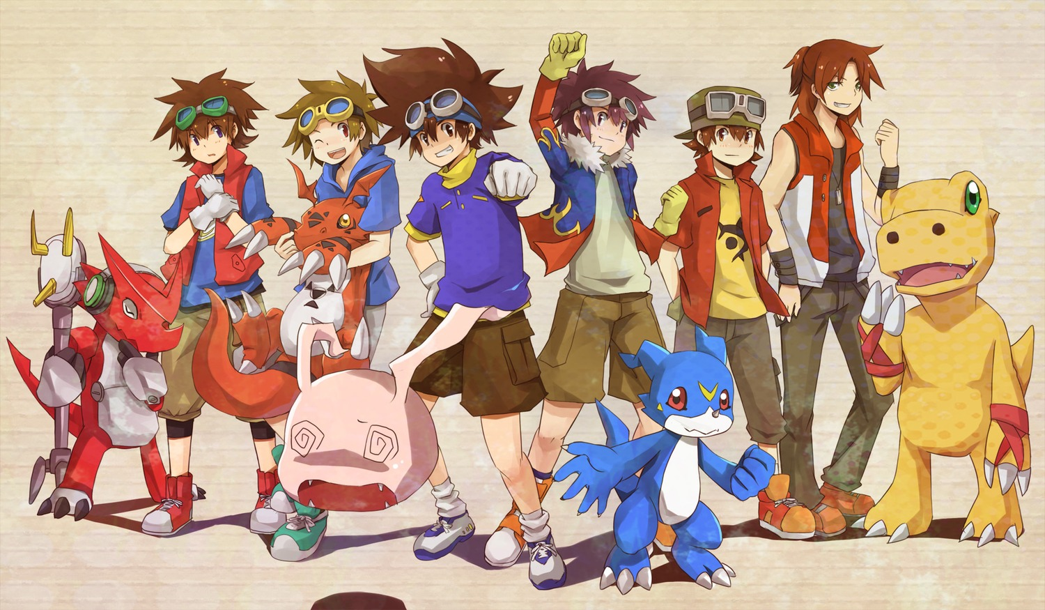 Best Digimon Characters