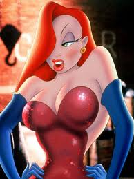 Disney Princess-Jessica Rabbit from Who Framed Roger Rabbit (1988)
