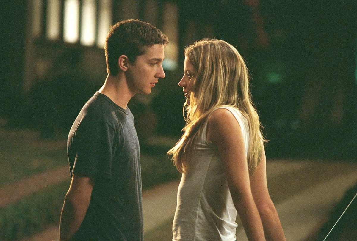 Shia LaBeouf Sarah Roemer Images Disturbia HD Wallpaper And Background Photos