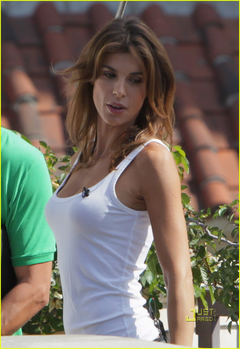 Elisabetta Canalis nude (98 foto and video), Tits, Is a cute, Boobs, braless 2006