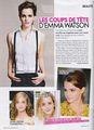 Elle Magazine (France) [October 2011] - emma-watson photo