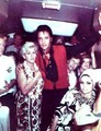 Elvis & Priscilla - elvis-and-priscilla-presley photo