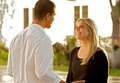 Eric & Calleigh - csi-miami photo