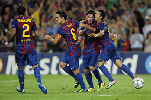 FC Barcelona vs AC Milan Champions League [2-2]
