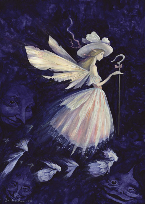 Brian Froud images Faerie With Hat wallpaper and ...