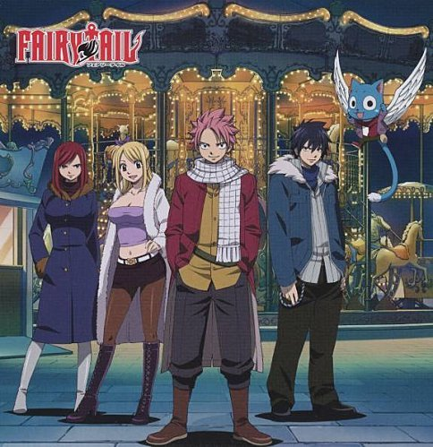 Fairy Tail guild ^^