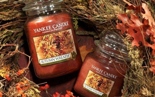 Fall sure smells good