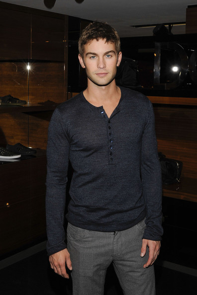 Fashion's Night Out - Chace Crawford Photo (25203102) - Fanpop Chacecrawford