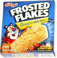 Frosted Flakes cereal bars